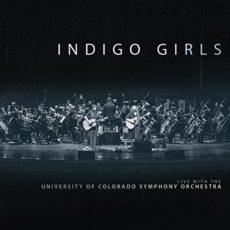 Indigo Girls – Indigo Girls Live with The University of Colorado Symphony Orchestra [3 LP][Translucent Blue]