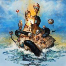 Circa Survive – Descensus (2 LP Transparent Yellow Colored Vinyl)