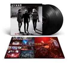 Queen & Adam Lambert – Live Around The World [2 LP]
