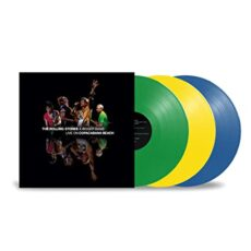 The Rolling Stones – A Bigger Bang Live On Copacabana Beach [Multi Color 3 LP]