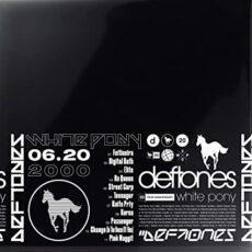 Deftones – White Pony (20th Anniversary Deluxe Edition) [4 LP]