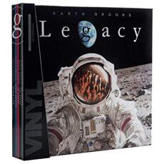 Garth Brooks – Legacy – Original Analog Numbered Series Box Set