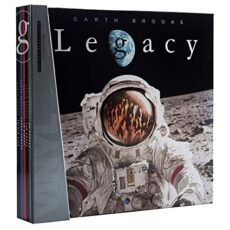 Garth Brooks – Legacy – Digitally Remixed/Remastered Numbered Series Digitally Remixed/Remastered Numbered Series Box Set