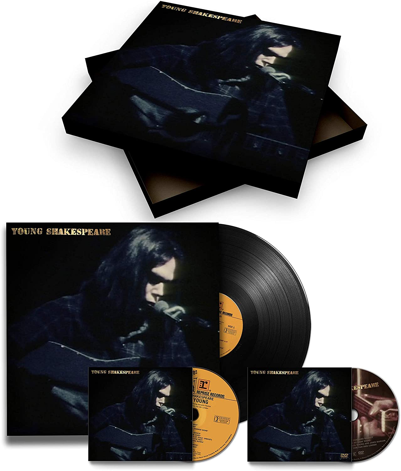 Neil Young – Young Shakespeare Boxset