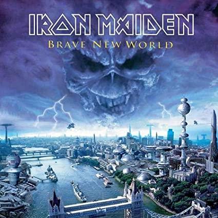 Iron Maiden – Brave New World (2 LP, 180 Gram Vinyl)