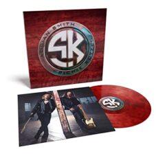 Adrian Smith Richie Kotzen – Smith / Kotzen (Red / Black Smoke Vinyl, Limited Edition)