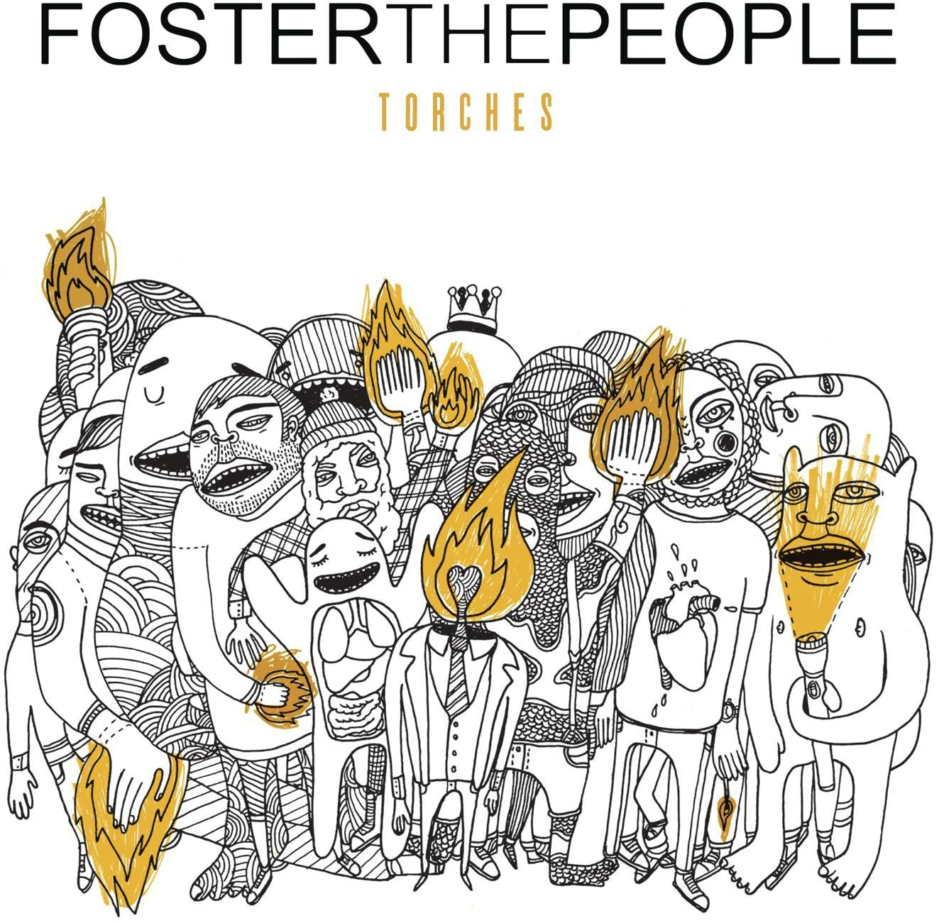 Foster the People – Torches