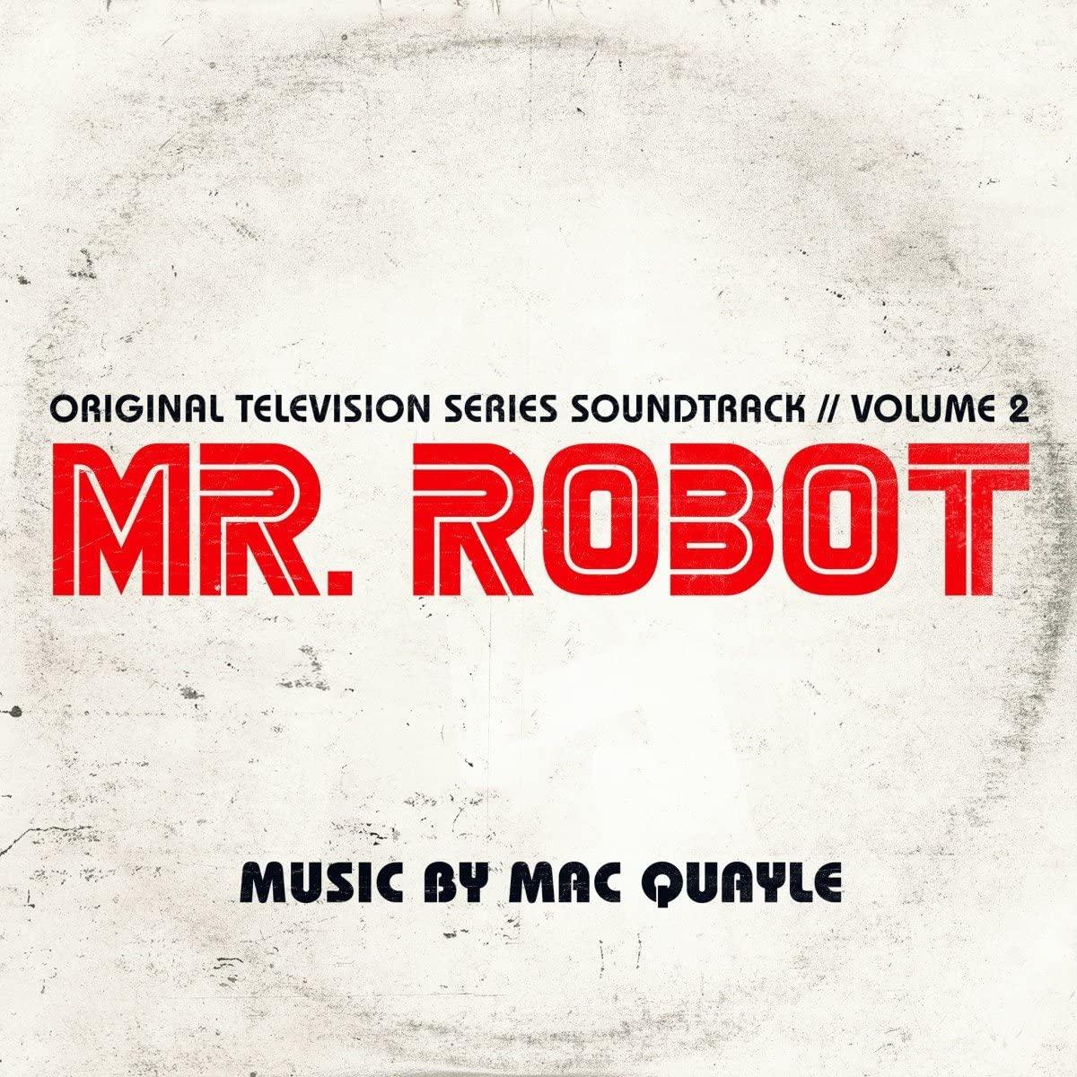 Mac Quayle – Mr. Robot Season 1 Volume 2 [2 LP]