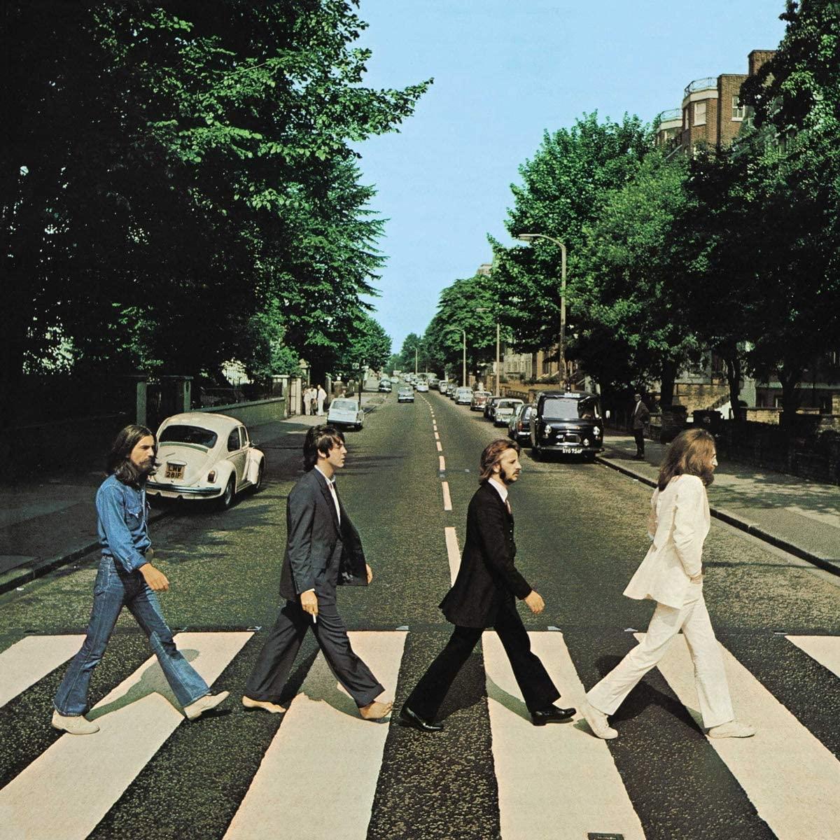 The Beatles – Abbey Road (50th Anniversary Vinyl Edition)