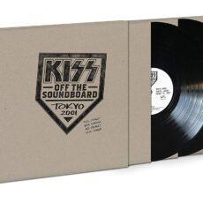 KISS – KISS Off The Soundboard: Tokyo 2001 [3 LP]