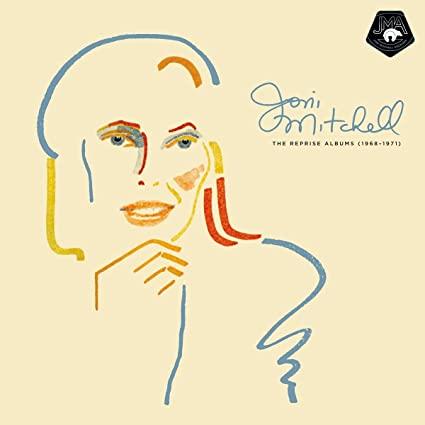 Joni Mitchell – The Reprise Albums 1968-1971 LP