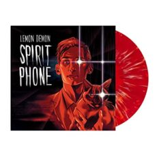 Lemon Demon – Spirit Phone (Red w/ White Splatter)