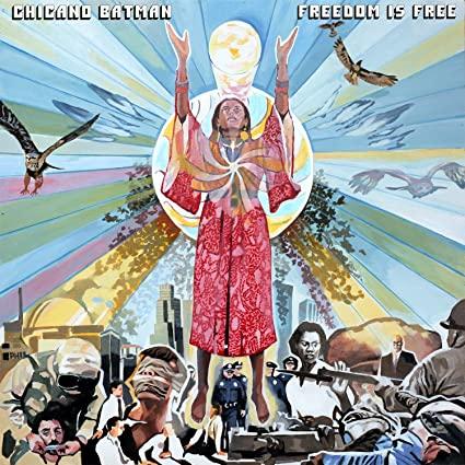 Chicano Batman – Freedom Is Free (Pink & Blue Splatter)