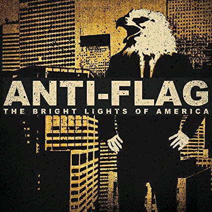 Anti-Flag – Bright Lights Of America (Limited White Vinyl)